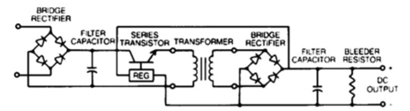 switch-mode power supply circuit